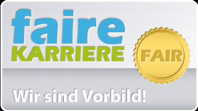 IronShark GmbH hat auf Faire-Karriere das OPEN-Siegel erhalten